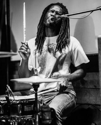 Singing Teacher, Drum Teacher Christopher Barnes