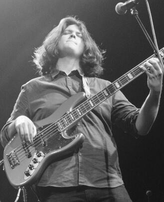 Bass Guitar Teacher Colin Sidley