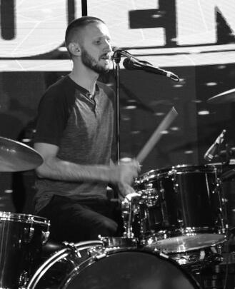 Drum Teacher Collin Cogan