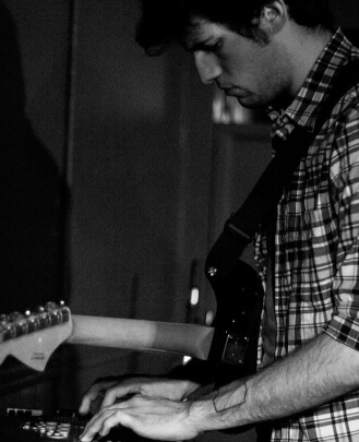 Guitar Teacher Conner McCready