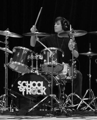 Drum Teacher Connor Coleman