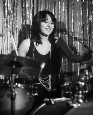 Drum Teacher Courtney Moody