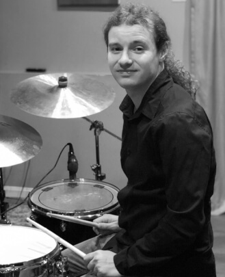 Drum Teacher David Crozier