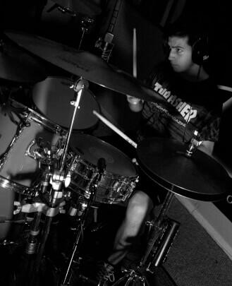 Dillion Matherne Drum Teacher