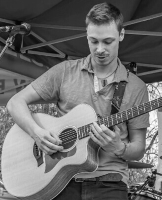 Guitar Teacher Drew Rogers