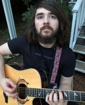 Guitar Teacher, Bass Guitar Teacher, Drum Teacher Dillon Spencer
