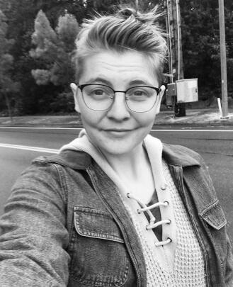 Studio Coordinator Eliza Neidlinger