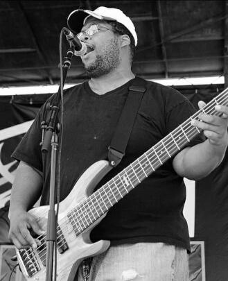 Music Director, Bass Guitar Teacher Elliott Lawrence