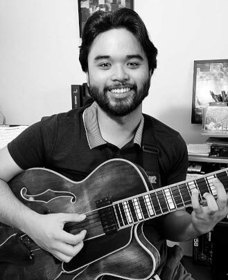 Guitar Teacher, Bass Guitar Teacher Eumir Abela