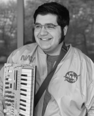 Keyboard Teacher Nick Fagnilli