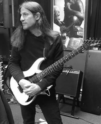 Guitar Teacher, Bass Guitar Teacher  Robert Mulry