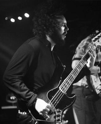 Guitar Teacher, Bass Guitar Teacher Zack Griswold