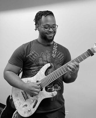 Guitar Teacher, Bass Guitar Teacher, Keyboard Teacher, Drum Teacher, Singing Teacher Gabriel Toppin