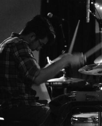 Drum Teacher Eric Galvan