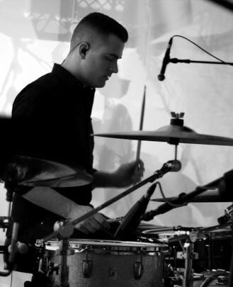 Drum Teacher Colin Rambert