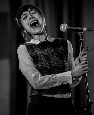 Singing Teacher Grace Hebert