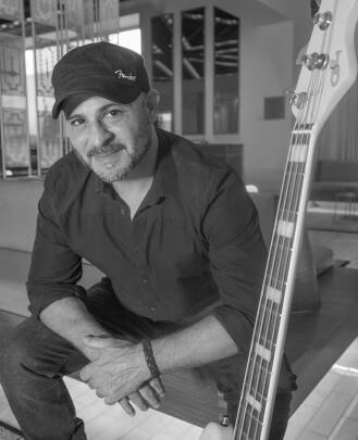 Bass Guitar Teacher, Keyboard Teacher Gregory Delcore