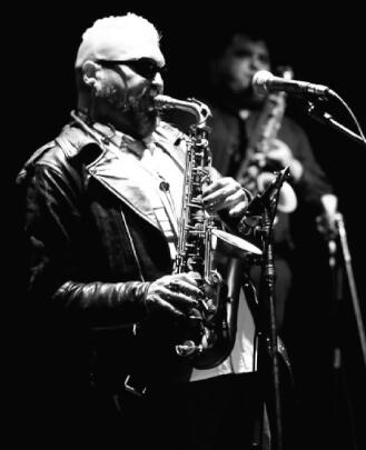 Gustavo Riquelme Instructor de Saxo