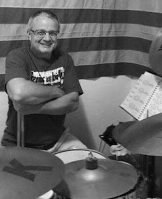 Drum Teacher Giuseppe Pucci