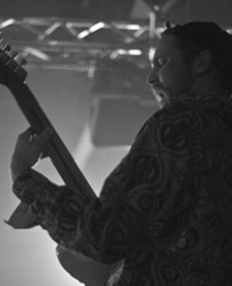 Guitar Teacher Hunter Louviere