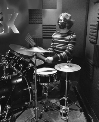 Drum Teacher Ian McGregor