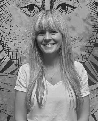 Studio Coordinator Izabela Caruso