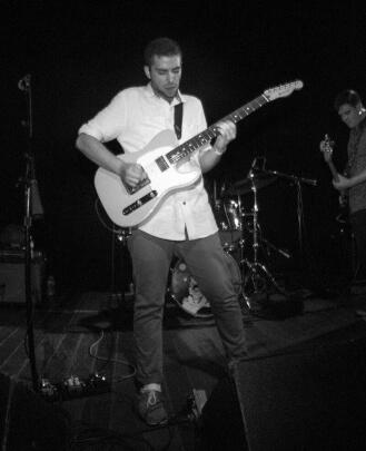 Guitar Teacher, Bass Guitar Teacher, Keyboard Teacher Jack Simborg