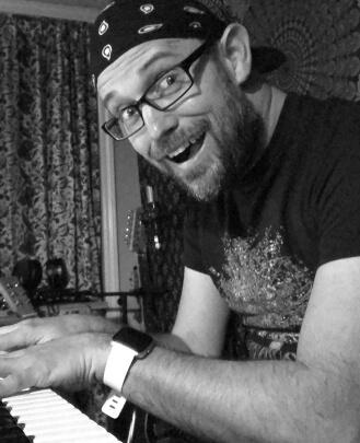 Bass Guitar Teacher and Keyboard Teacher Tom Jackson