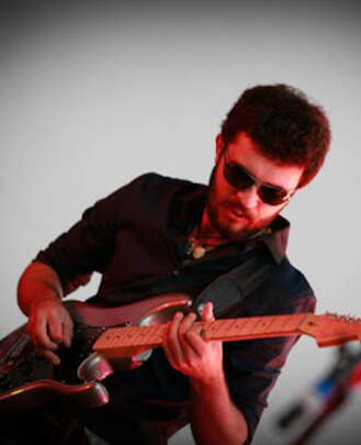 Guitar Teacher, Bass Guitar Teacher, Piano Teacher, Music Director Jake Furgason