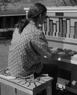 Keyboard Teacher, Ukulele Teacher Jake Beesley
