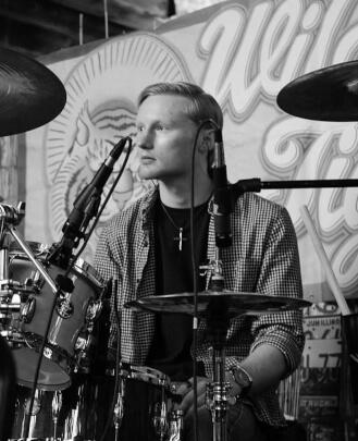 Drum Teacher Jake Fernstrum