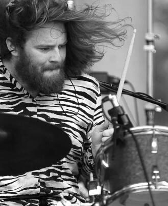 Drum Teacher James O'Connor