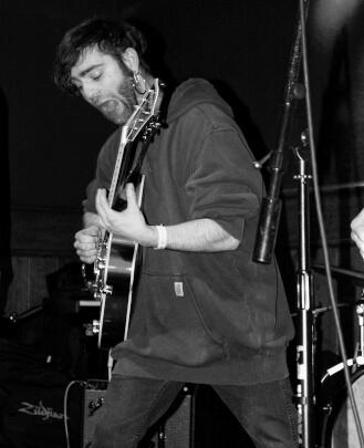 Guitar Teacher, Bass Guitar Teacher Jameson Paul Ghalioungui