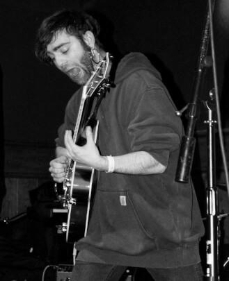 Guitar Teacher, Bass Guitar Teacher Jameson Ghalioungui