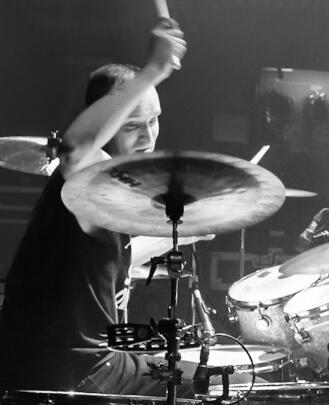 Drum Teacher Jamie Dull
