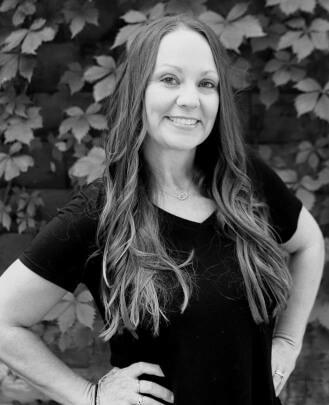 Studio Coordinator Janna Leach