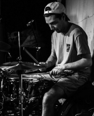 Drum Teacher Jared Nelson