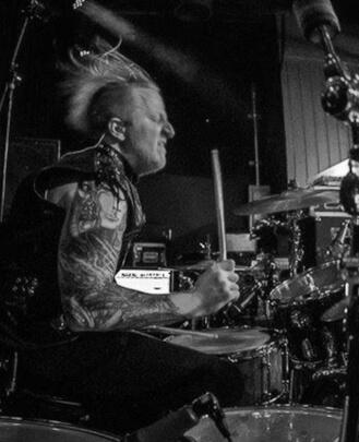 Drum Teacher Jared Pease