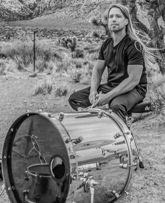 Drum Teacher Jason Hope