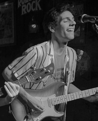 Guitar Teacher Jason Ross