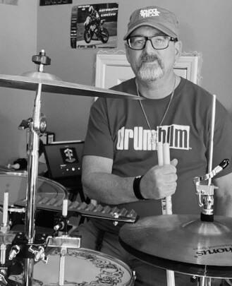 Drum Teacher Jay Cook