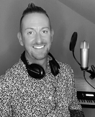 Singing Teacher, Studio Coordinator Jensen Freeman