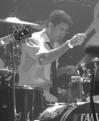 Drum Teacher Jesse Bartlett-Webber