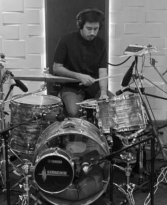 Drum Teacher Jesus Zamora