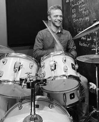 Bass Guitar Teacher, Drum Teacher Joey Essenburg