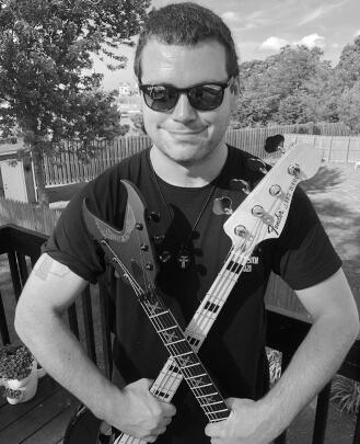 Guitar Teacher, Bass Guitar Teacher John DeSteno