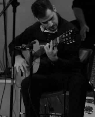 Guitar Teacher, Bass Guitar Teacher Jorge Gonzalez