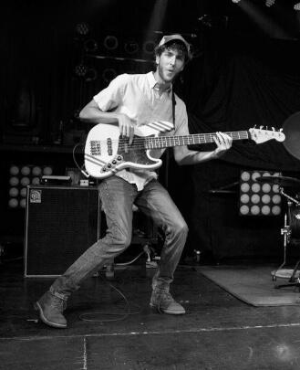 Bass Guitar Teacher Joseph Schweitzer