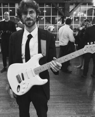 Bass Guitar Teacher and Guitar Teacher Josh November
