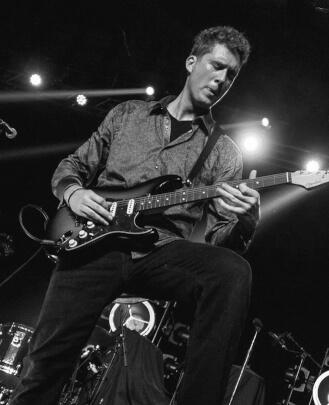 Guitar Teacher Josh Hurt